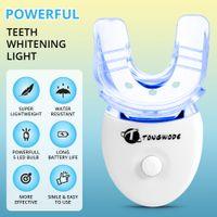 ağız bakım kitleri toptan satış-Kiti Ile LED Işık Diş Bakımı Taşınabilir Set Diş Tartar Kaldırma Oral Hijyen Diş Aracı