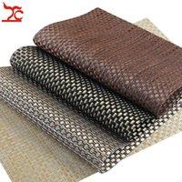 ingrosso pvc giapponese-4 pezzi / lotto tovaglietta tovaglietta pad isolante in PVC giapponese tovaglia sottobicchiere ciotola di spessore stile europeo occidentale tappetino