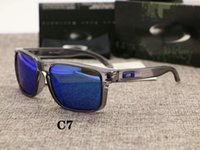 Wholesale cycling for sale - Group buy Polarized sunglasses Oakley sunglasses HD Cycling sports mens Beach glasses UV Protection women luxury designer sunglasses