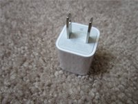 Wholesale phone charger pin for sale - Group buy Original OEM Quality Full V A A1385 USB Wall Plug US Pin AC Power Adapter Travel Home Cube Charger For Apple iphone Plus X i Phone