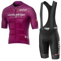 Wholesale biking clothing for sale - New TOUR DE ITALY Summer Cycling Jerseys Set Men Team cycling Wear Short Sleeve Bike Jersey Pro Team Racing Biking Clothing K041504