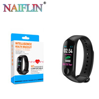 Wholesale sales vehicles for sale - Group buy M3 Smart Band Bracelet Heart Rate Watch Activity Fitness Tracker pulseira Relógios reloj inteligente PK XIAOMI apple watch hot sale