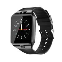 iphone смартфон оптовых-смарт-часы для android smartwatch Samsung сотовый телефон часы bluetooth для apple iphone с U8 DZ09 GT08 с розничной упаковке