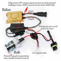 ingrosso zavorra digitale-Kit di conversione 1PCS 12V 55W universale HID Xenon digitale DC Ballast di ricambio