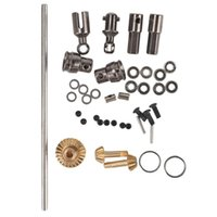 Wholesale axles truck resale online - WPL Original Parts Collection Six Drive Rear Axle Upgrade Accessories Suitable For WPL And All Truck On The Market