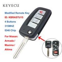 5 PCS Remote Key Fob Transmitter For Armada Maxima Altima 315MHZ KBRASTU15