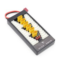 Wholesale charger multi plug for sale – best Multi S S Lipo Parallel Balanced Charging Board XT60 Plug For RC Battery Charger B6AC A6 i Parallel Charging Plate Board