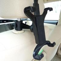 Wholesale tablet navigation resale online - Car Seat Tablet Bracket Inch Vehicle Seat Navigation Bracket Ipad Clip Vehicle Tablet Computer Flat Headrest Stand