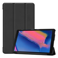 Wholesale tab s pen for sale - Case for Samsung Galaxy Tab A SM P200 SM P205 P207 with S Pen Ultra Slim Leather Magnetic Stand Cover