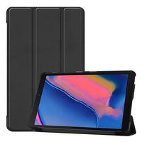магнитный кейс оптовых-Чехол для Samsung Galaxy Tab 8.0 SM-P200 SM-P205 P207 2019 с S Pen Ультратонкий кожаный магнитный чехол Стенд