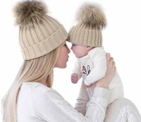 Wholesale crochet fox hat for sale - Group buy Maternal and Infant Hat Designer Hats Caps Men Polo Beanie Hats Spring Fall Winter Upset To Keep Warm Fox Bulb Hat wangxiu