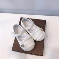 vente de chaussures pour bébés achat en gros de-2019 Nouveau-né marche chaussures Filles En Cuir Sports Premier Walker Infant Prewalker Favorite Vente Chaude C-G44