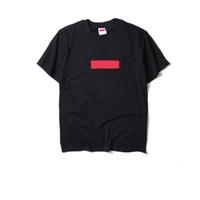 ingrosso camicie a collo rotondo per mens-Maglietta di marca di moda Magliette da uomo firmate Ricamo Lettera Stampa Uomo Casual Girocollo Maglietta da donna Maglietta T-shirt estiva