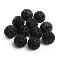Wholesale biochemical filter resale online - Bio Balls For Aquarium Pond Canister Clean Fish Tank Filters With Biochemical Cotton Balls Anti Bacteria Filter Media bb F