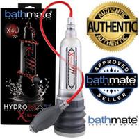 ingrosso pompare i giocattoli per gli uomini-Hydro Therapy Aumenta Bathmate Hercules X20 X30 X40 X30Extreme X40Extreme Grande pompa del pene Ingrandimento del pene Giocattolo del sesso maschile per uomo