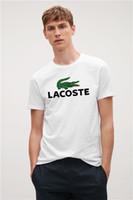 Wholesale quality womens size clothing for sale - New fashion Crocodile Designer High quality printing tshirts t shirts for mens womens Short Sleeves Poloshirts Tee Plus Size XL clothing