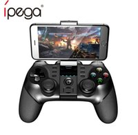 Wholesale ipega controller games for sale - IPEGA Wireless Gamepad PG Gaming controller game joystick support for Android tablet smart phone MAC IOS