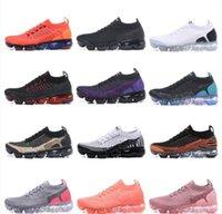 zapatos deportivos tejidos al por mayor-2019.2.0 Shoes Weaving racer Athletic diseñador caminar zapatillas de deporte para mujeres hombres moda de lujo casual maxes tamaño 36-45