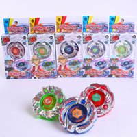 Wholesale top toy beyblade for sale - Group buy Tops Burst Beyblade Toys Burst bables Toupie Bayblade Metal God Spinning Tops Bey Blade Blades Toy