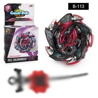Wholesale beyblade toys for sale - New Beyblade Burst God Toys Arena With Launcher And Original Box Spinning top For Boys Gift Children B113 B66 B117 B120