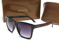 ingrosso occhiali da sole di spedizione-3535 Top marca occhiali da sole di lusso di design UV400 alta qualità con occhiali da sole da uomo e da donna di moda scatola di occhiali spedizione gratuita