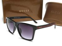 versand sonnenbrille großhandel-3535 Top-Marken-Sonnenbrillen Luxus-Designer UV400 mit Box Sonnenbrillen Herren und Damenmode Sonnenbrillen versandkostenfrei