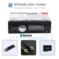 Wholesale New arrival Radio Bluetooth V Stereo Radio MP3 Player USB Receiver Auto Audio Player