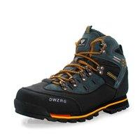 ingrosso i migliori scarponi da caccia-Migliore qualità impermeabile escursionismo Scarpe Alpinismo Scarpe scarpe outdoor scarpe da trekking Trekking Sport Sneakers Uomini Caccia Trekking Sport