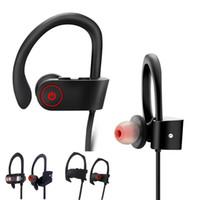 Hot selling DXVROC Bluetooth Headphones Headset Mic Earphones Wireless Sports Headphone IPX7 Sweatproof Heavy Bass Stereo Headset Earphone