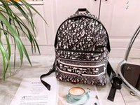 Wholesale double shoulder backpack style resale online - Backpack Book Bags Handbag Wind Double Shoulder Backpack Backpack Lady Fashion Han Edition Institute For Nationalities Students