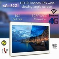 Wholesale tablets inch 1gb ram for sale - Group buy 10 G Tablet PC Android Octa Core G RAM G ROM HD WIFI Dual Sim G