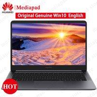 pc cpu china al por mayor-14 pulgadas HUAWEI MagicBook Windows 10 Notebook octavo-Gen i5 / i7 CPU GeForce MX150 2 GB GDDR5 8 GB 256 GB ultradelgado PC portátil