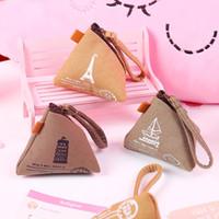 Wholesale korean ladies denim resale online - Hot Unicorn Sequin coin purses bags for women money bags girls ladies wallets kids children cute kawaii purse card holder