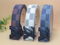 Wholesale belts for children resale online - New Designer Children s Belt Kids pants Belts for Boys and Girls PU Needle Buckle Child Leisure waist strape kids belts cm