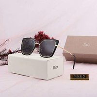 Wholesale cat ears sunglasses resale online - Luxury Sunglasses Designer Sunglasses Cat Ear Style Sunglass for Womens Brand Summer Glass UV400 with Box and Brand Logo color optional