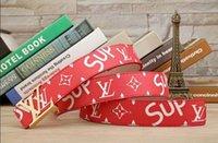 couples ceintures achat en gros de-Bonne qualité 2019 designer ceinture louis ceinture pour les hommes et les femmes business ceintures ceinture mc