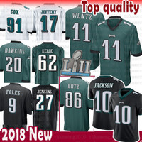 separation shoes f40bd fa39c Wholesale Eagle Jerseys - Buy Cheap Eagle Jerseys 2019 on ...