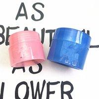 labios de fresa al por mayor-Corea LZ Brand Lip Care Strawberry Jelly Lips Membrana Sleeping Mask Bálsamo labial Lápiz labial Hidratante Cuidado facial cosmético Simple