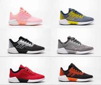 ingrosso scarpe energetiche-2019 Vendita Calda ENERGY Boost2 ESM Leggero Traspirante Scarpe Da Corsa Casual Mens Multicolor Da Jogging Sport Sneakers Taglia 40-44