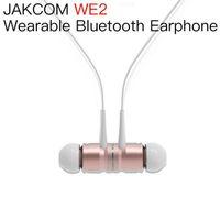 téléphones cellulaires capa achat en gros de-JAKCOM WE2 Wearable Earphone Vente chaude dans d'autres pièces de téléphone portable comme goulotte d'évacuation écouteur tws capa