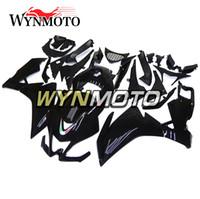 aprilia rs125 кузов оптовых-Глянцевые черные рамы кузова для Aprilia RS125 2012 2013 2014 охватывает мотоцикл кузов RS125 12 13 14 капоты ABS пластиковые панели впрыска