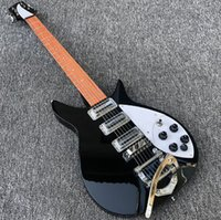 Wholesale electric guitar ricken for sale - Group buy 628mm full size neck Ricken Electric guitar Rosewood fingerboard with clear paint finish Real photos