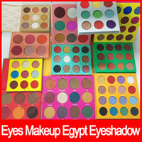 Wholesale 16 color eye shadow for sale - Group buy Eye makeup Masquerade Palette Egypt Eye shadow Palette Zulu Eyeshadow color color color blush