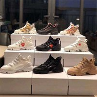 Wholesale white high top platform for sale - Group buy 2020 Designer Running Shoe Increase White Neoprene Platform Casual Shoes Sneakers Top Quality Runners Outdoor Hiking Shoes Chunky Sneakers