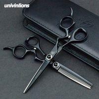 "6.0"" special hair scissors kit japanese professional hairdressing scissors high quality salon ciseaux hair cutting scissors barber shears"