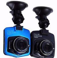 sıcak gece videosu toptan satış-2019 Sıcak Satış Mini Araba DVR Kamera Dashcam Full HD 1080 P Video Kaydedici Registrator Gece Görüş Carcam LCD Ekran Sürüş Dash kamera