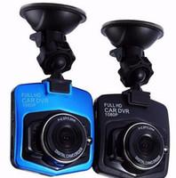 ingrosso guida visione notturna registratore hd-2019 Vendita Calda Mini Car DVR Fotocamera Dashcam Full HD 1080 P Registratore Video Registratore Visione Notturna Carcam Schermo LCD Guida Dash Camera