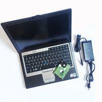 подержанные автомобили peugeot оптовых-Авто Диагностический компьютер для ноутбука Dell D630 с 4 ГБ оперативной памяти 320 ГБ HDD Может использоваться для MB HD с программным обеспечением Star Star C4 / MB Star C5