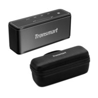 Wholesale portable aac player for sale - Group buy IN STOCK Tronsmart Element Mega W NFC Portable Bluetooth Speaker DSP D Digital Sound outdoor portable mini Video Speaker T191001