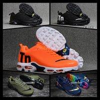 nano saatler toptan satış-[Spor İzle] Designer shoes men women Nike AIR MAX YENI Mercurial Artı Ultra Tn Nano Hava Yastığı Koşu Spor Ayakkabı gökkuşağı erkekler kadınlar KPU Tasarımcı Açık Yürüyüş Sneakers